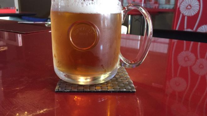 上尾そーめん きゅんきゅん亭 - ドリンク写真:キリンの美味しいノンアルビール♪