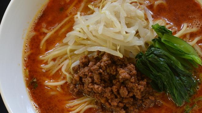 麺屋遊膳 - 料理写真:はじめてのお客様には定番の担々麺がオススメです。