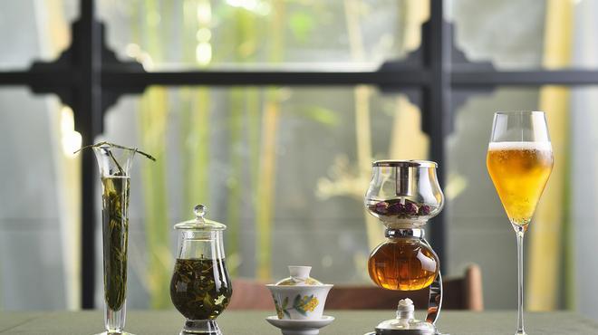 茶禅華 - ドリンク写真:お茶いろいろ Several teas
