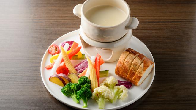 ウイラニ - 料理写真:バーニャカウダ