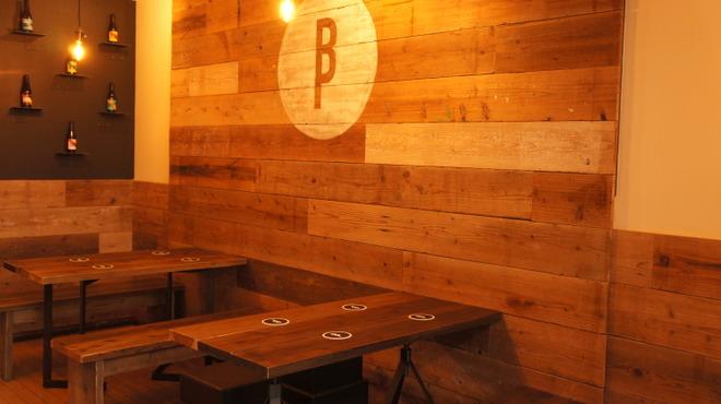 ブラッセルズビアプロジェクト新宿 - メイン写真: