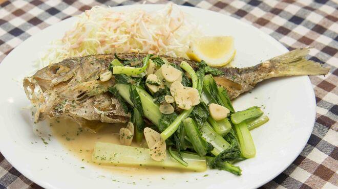 めし処 月の魚 - メイン写真: