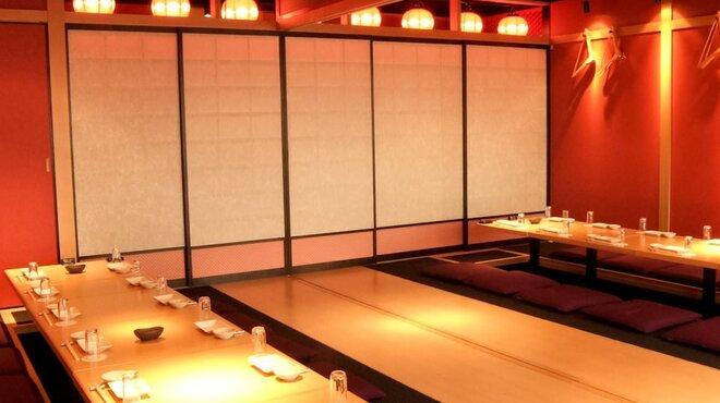 全席個室 京町しずく  - メイン写真: