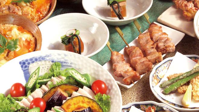 炙屋 十兵衛 - 料理写真:「旬のうまいもんを愉しむ」ご宴会