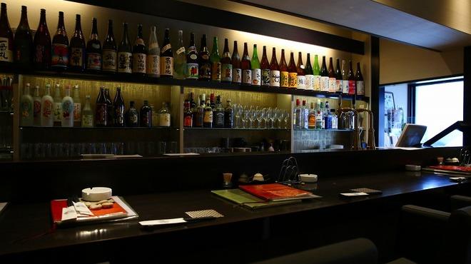 宇治創 こころ - 内観写真:各種お飲物を揃えてお客様をお待ちいたしております。