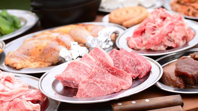 THE BBQ TERRACE - メイン写真: