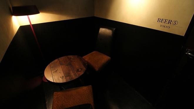 BEER 5 TOKYO - メイン写真: