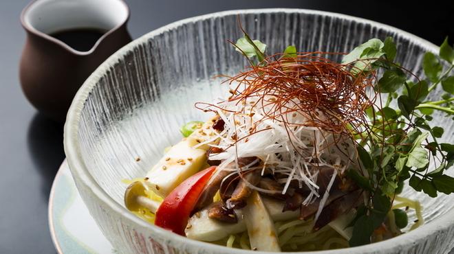 中国料理 龍鱗 - 料理写真:冷麺