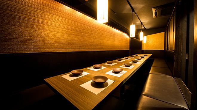 名古屋コーチンと個室居酒屋 天錦  - メイン写真: