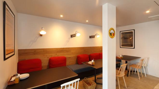UPMARKET PIZZA&CAFE - メイン写真: