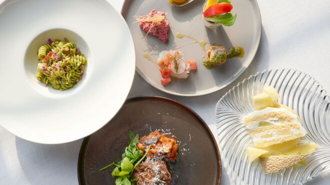 MAIN DINING by THE HOUSE OF PACIFIC - メイン写真: