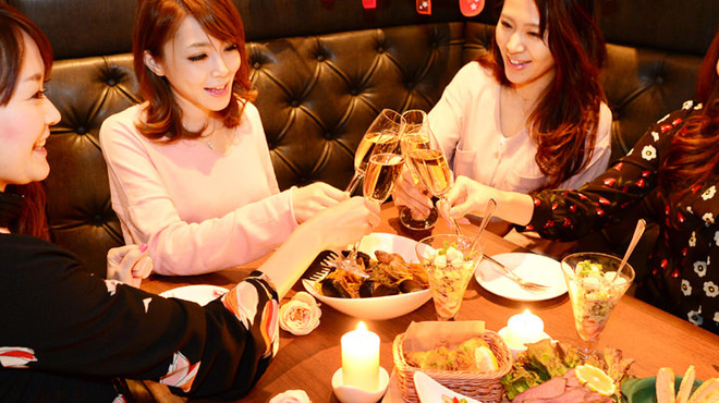 お肉とチーズ Beer STA New Nagoya - メイン写真:
