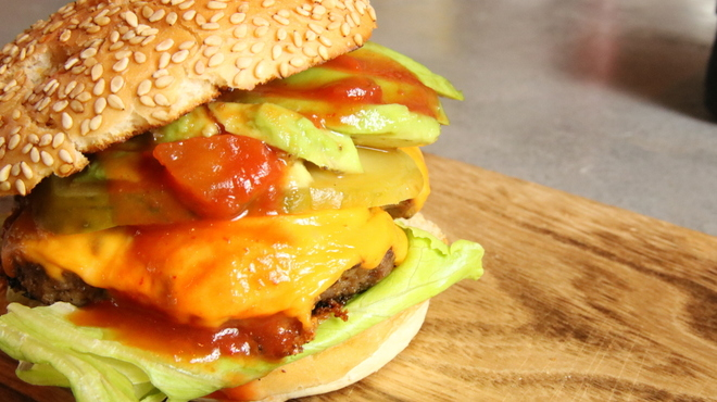 BURGER PRODUCTS - メイン写真: