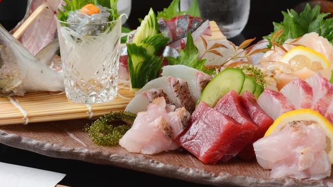 海鮮とすし うお柚 - メイン写真: