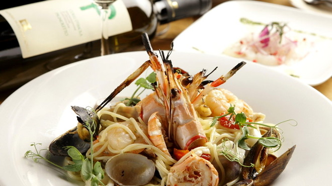 Pasta Collection &  Bar 道月neo - メイン写真: