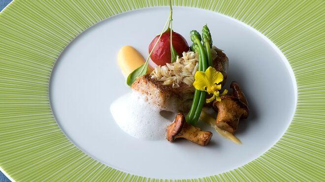 レストラン ひらまつ - 料理写真:
