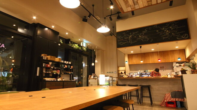 S PRESS CAFE - メイン写真: