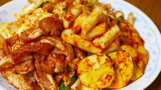 オムニマッ 母の味 - 料理写真: