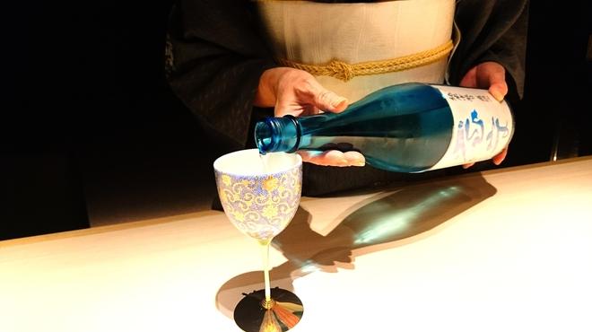 六本木 大友 - ドリンク写真:夏酒、日本酒。期間限定。