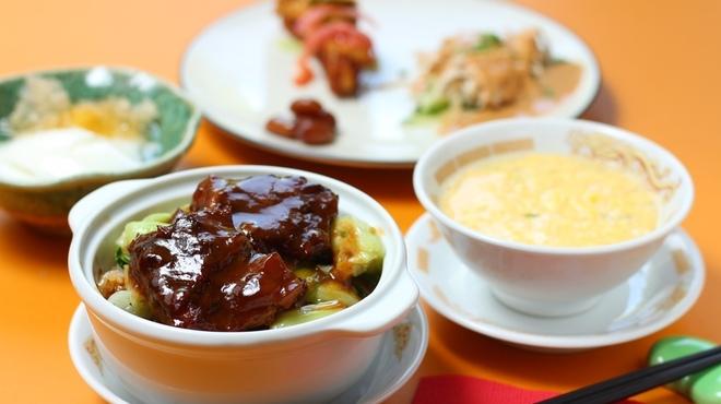 仙豆飯店 - メイン写真: