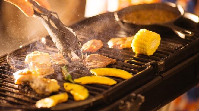 THE GARDEN ORIENTAL OSAKA - 料理写真: