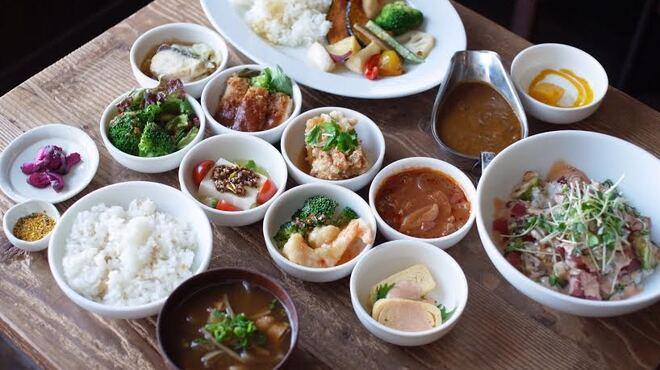 chano-ma - 料理写真:ランチ