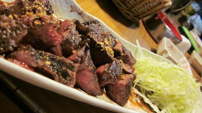 炉ばたワコー - 料理写真:山形牛 牛バラDX(デラックス)