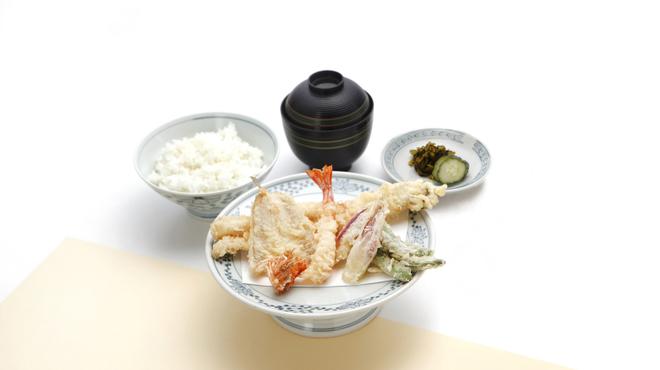 天ぷら新宿つな八 - 料理写真:渚