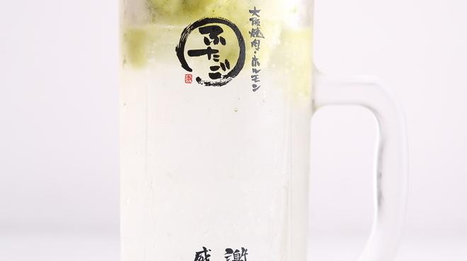 大阪焼肉・ホルモンふたご - ドリンク写真: