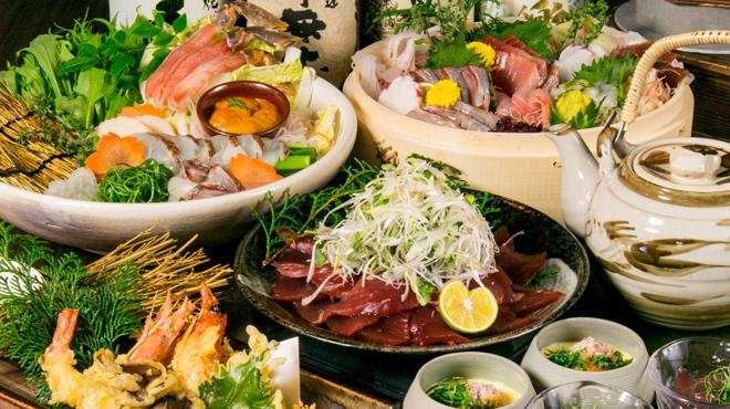 海鮮和食×夜景 和泉灘 - メイン写真: