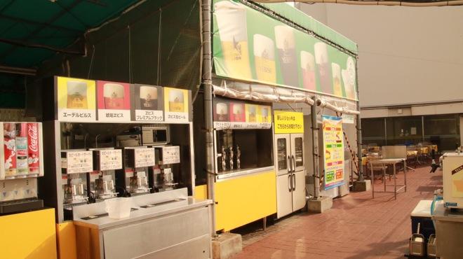 銀座ライオンビヤガーデン - メイン写真: