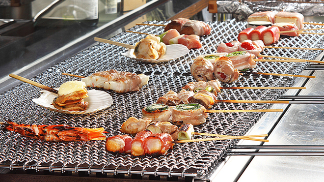 海鮮・串焼き 満天 - メイン写真: