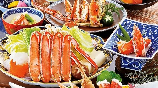 かに道楽 - 料理写真:平家 (へいけ)