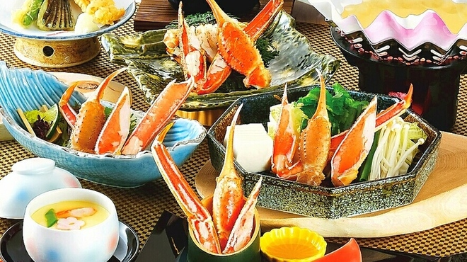 かに道楽 - 料理写真:和喜 (かずき)