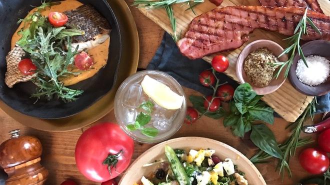 ル コンテ - 料理写真:様々なコース料理