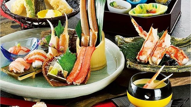 かに道楽 - 料理写真:匠味 (たくみ)