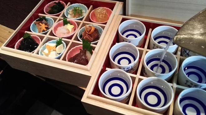 日本酒スローフード にいがた方舟 - 料理写真: