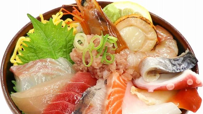 鮮宴丼ひろし - 料理写真:ひろし丼