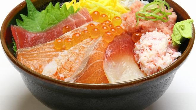 鮮宴丼ひろし - 料理写真:赤ネタ丼