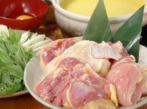 ほたる - 料理写真:6名様以上で、きりたんぽ、水炊き半々コースOKです。