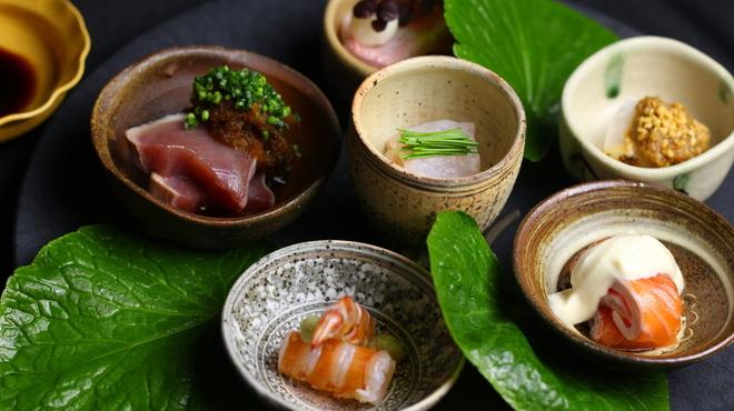 日本料理 楮山 - メイン写真: