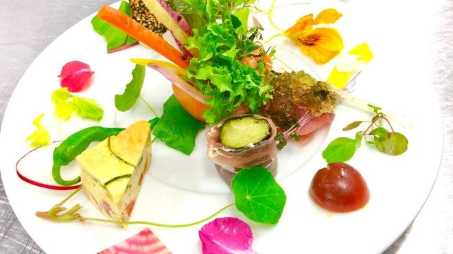 グランディール - 料理写真:多彩なオードブル