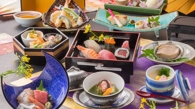 今寿司 - 料理写真:今寿司プレミアム会席 6000円