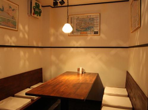 ガブリエ - 内観写真:半個室!早めにご予約下さい!