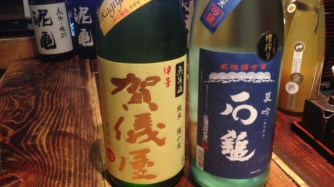 瀬戸内水軍 - ドリンク写真:夏のお酒