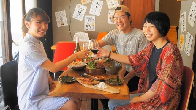 食堂 728 - メイン写真: