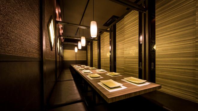 九州薩摩地鶏×個室居酒屋 由布院 - メイン写真: