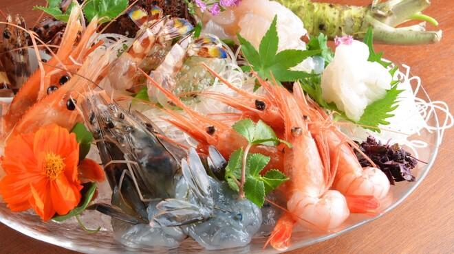 海老料理専門 プラウン&ロブスターバー えびっとる - メイン写真: