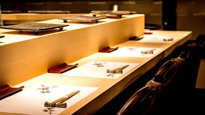 日本料理 銀座 一 - メイン写真: