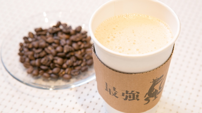 最強のバターコーヒー - メイン写真: